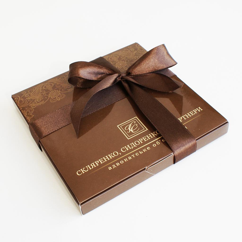 Какой шоколад мы используем?
