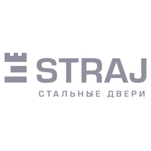 Логотип клиента « Straj »