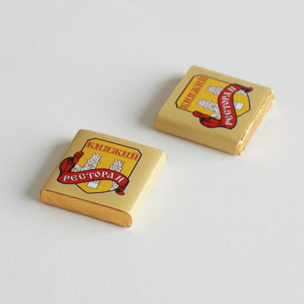 Шоколад 5 г на заказ