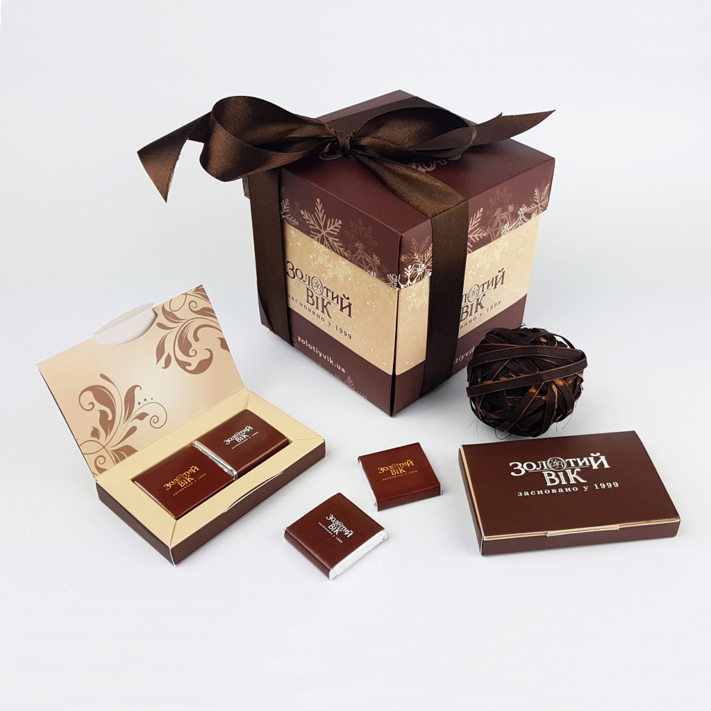 Шоколадные презенты